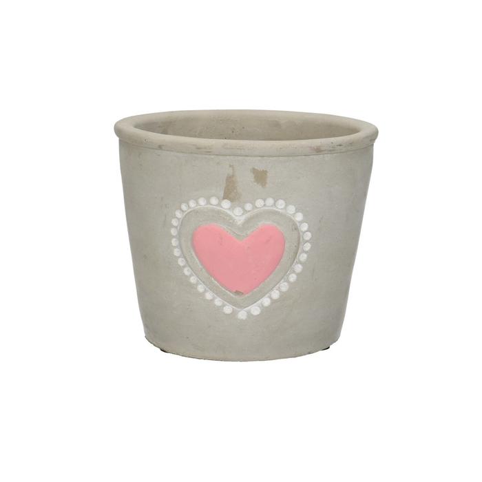 <h4>Liefde Cuore pot d13*11cm</h4>