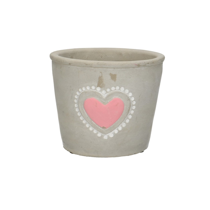 <h4>Mothersday Cuore pot d13*11cm</h4>