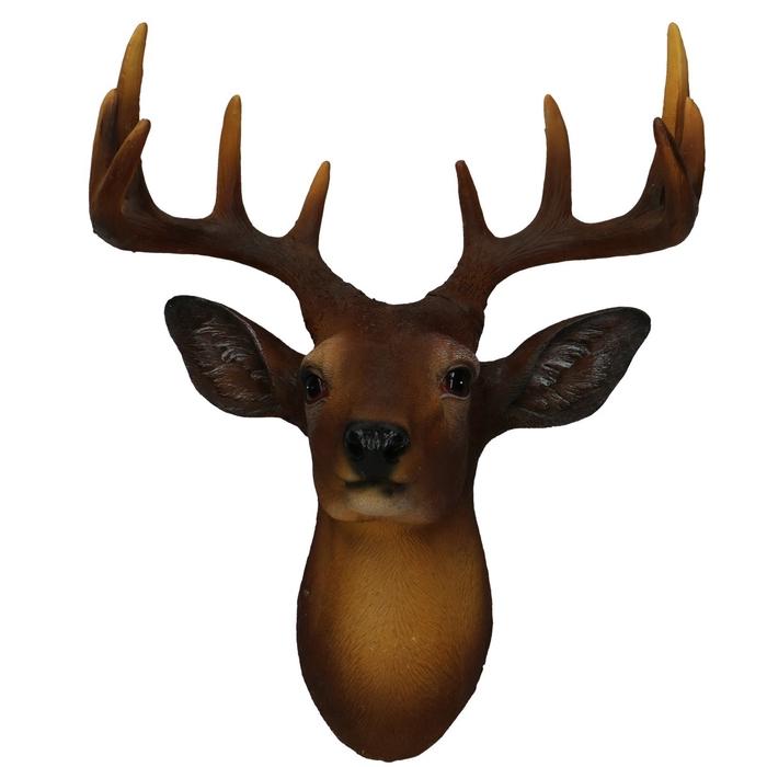 <h4>Autumn Deerhead 29*22*33cm</h4>