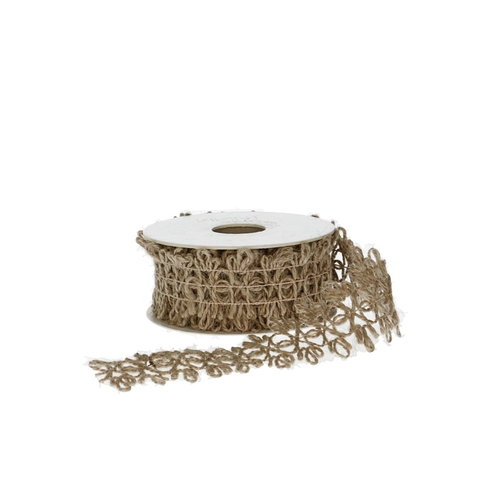 <h4>Lint Jute Roby 38mm 4m</h4>
