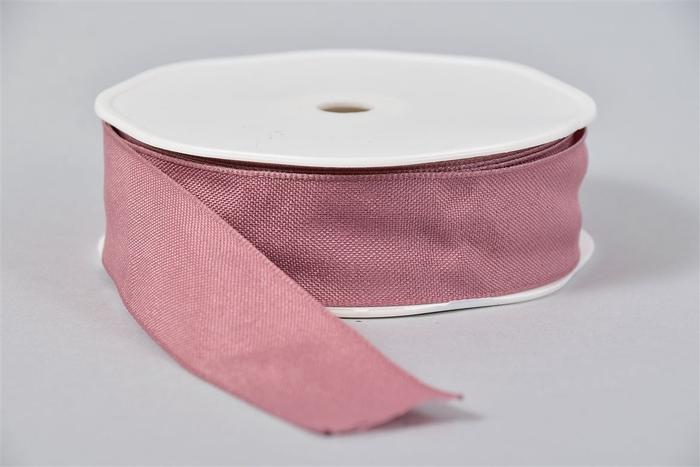 <h4>Lint Textiel 27 Donkerroze 20mx25mm</h4>