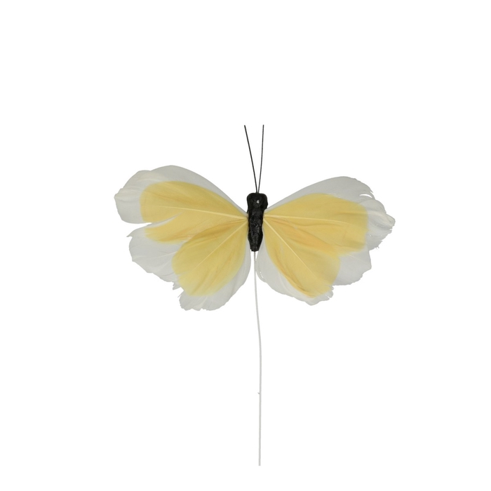 <h4>Spring Butterfly/wire d12cm x16</h4>