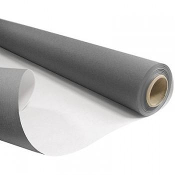 <h4>Papier Rol 80cm 40m 60g Wit/Grijs</h4>