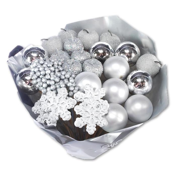 <h4>Bouquet Navidad plata 2</h4>