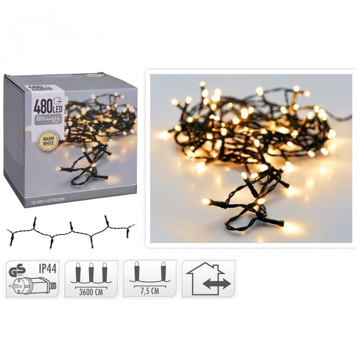 <h4>Kerst LED slinger 480lmp outdoor</h4>