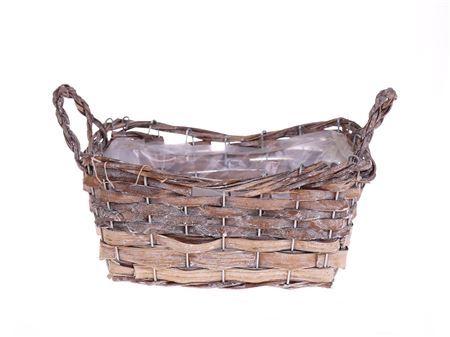 <h4>Basket 'Ardine' rct 25x20cm</h4>