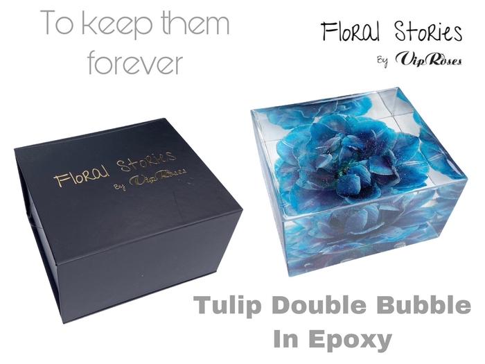 <h4>VIP FOSSIL EPOXY TULIP DOUBLE BUBBLE</h4>