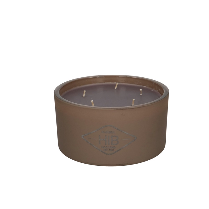 <h4>Candle HIB Bowl d15*8cm 36hrs scent</h4>