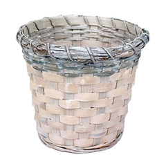 <h4>Manden Jakarta bamboe pot d15*14cm</h4>