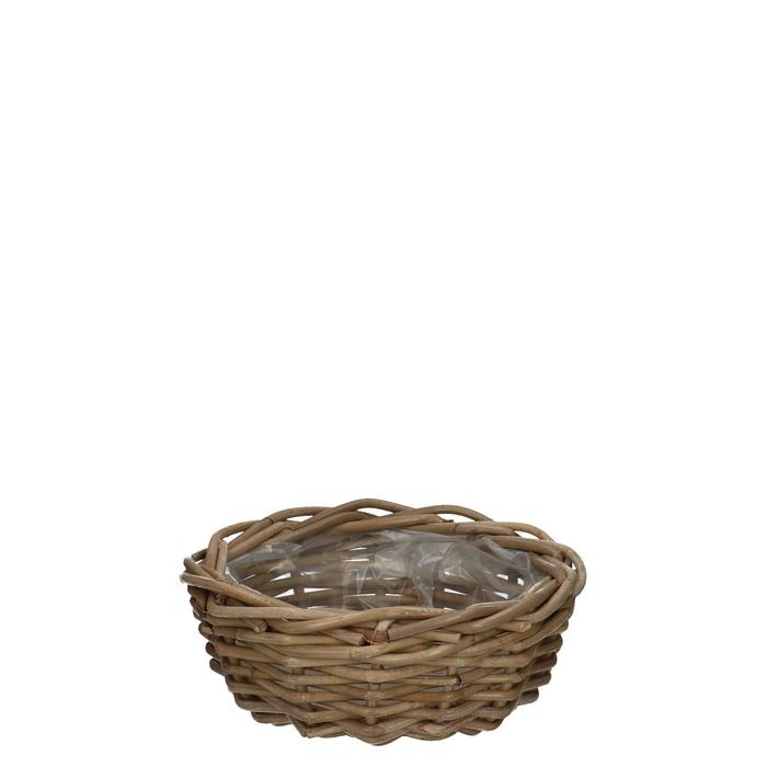 <h4>Baskets Rattan dish d30*12cm</h4>