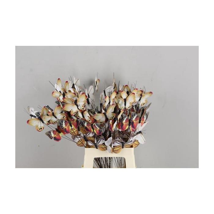<h4>Stick Butterfly Bouquet Copper</h4>