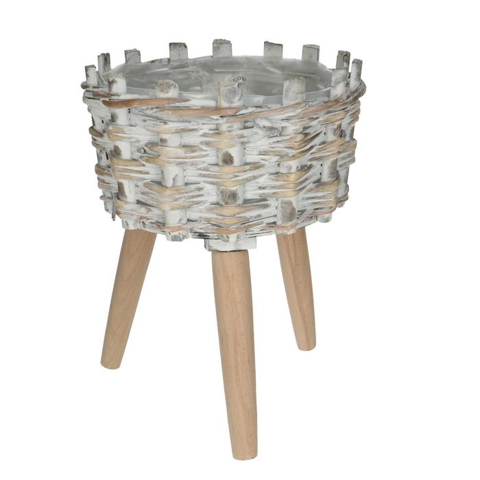 <h4>Baskets Bowl/feet d21*10cm</h4>