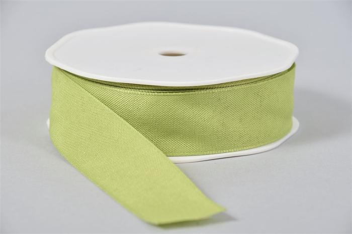 <h4>Lint Textiel 62a Appelgroen 20mx25mm</h4>