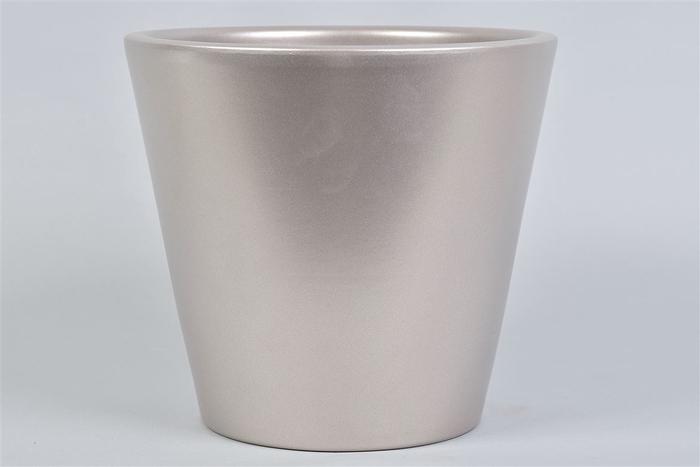 <h4>Vinci Champagne Pot Container 24x22cm</h4>