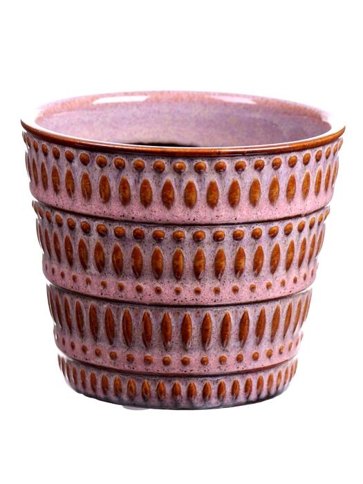 <h4>DF560422225 - Pot Avella3 d10.5xh9.2 pink</h4>