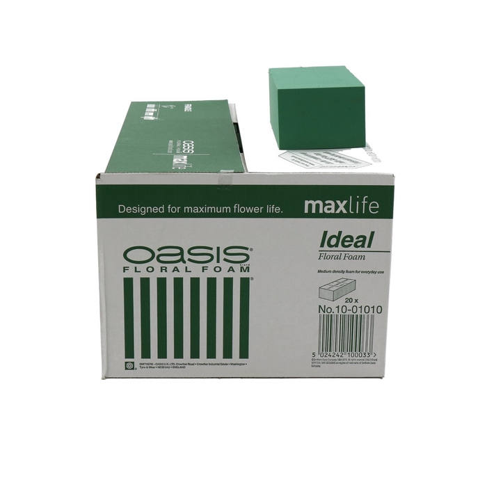 <h4>Oasis / Ideal Blokx20 23*11*8cm</h4>