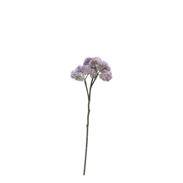 <h4>SILK FLOWERS - SEDUM FLOWER LAVENDER 46CM</h4>