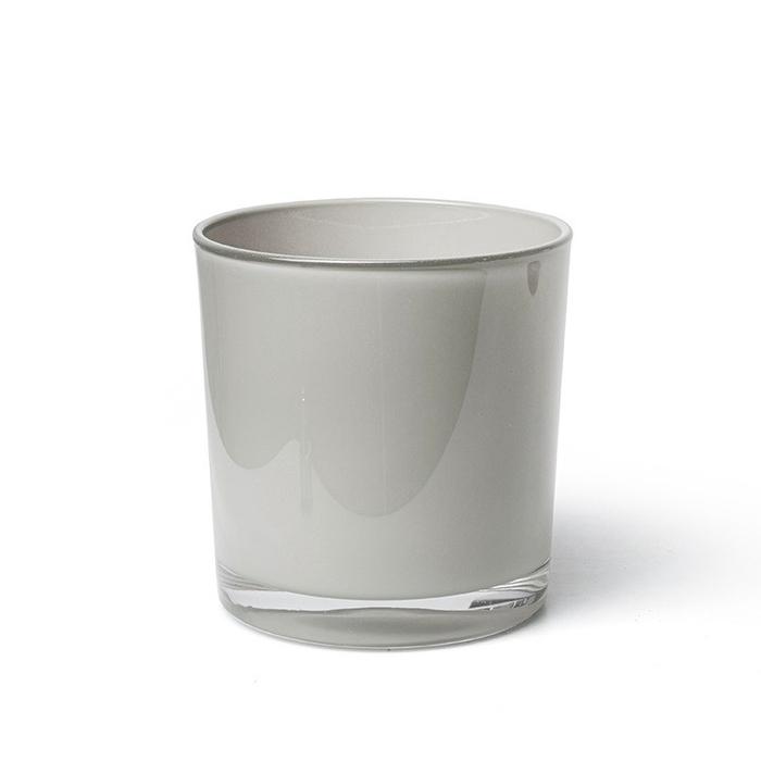 <h4>Glas kleur Pot Monaco d11.5*12cm</h4>