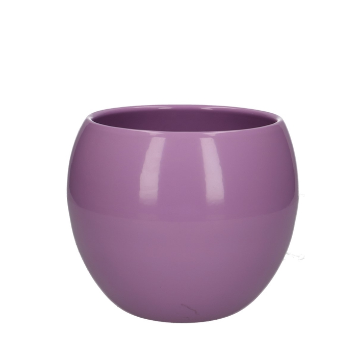 <h4>Ceramics Ball pot d12.5/15*13cm</h4>