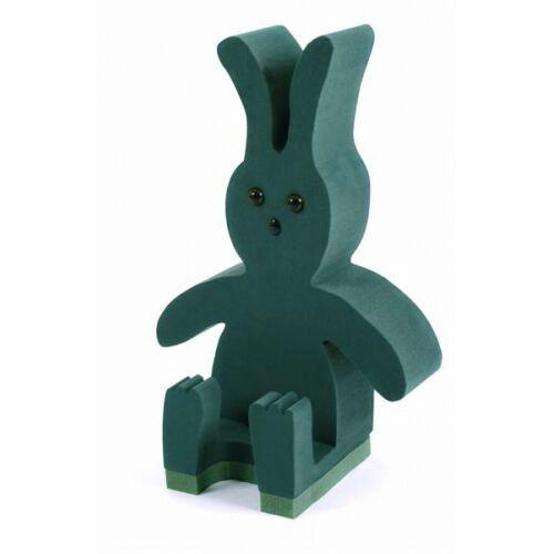 <h4>Steekschuim Basic 3D Konijn zittend 38*30cm</h4>