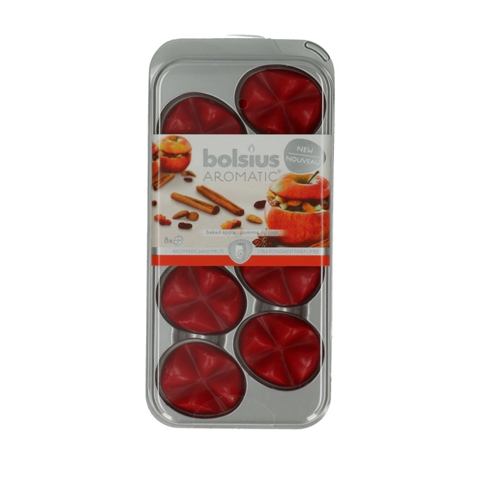 <h4>Candle Wax Melts Baked Apple x8</h4>