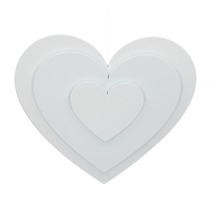 <h4>Liefde Hanger hart foam 40cm</h4>