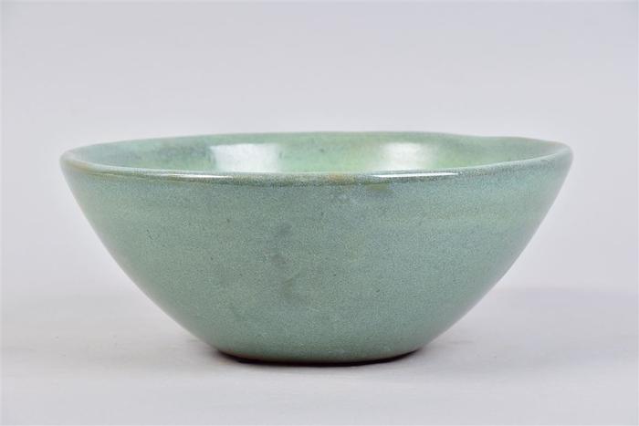 <h4>Ebbi Moss Green Schaal Glaze 26x11cm</h4>