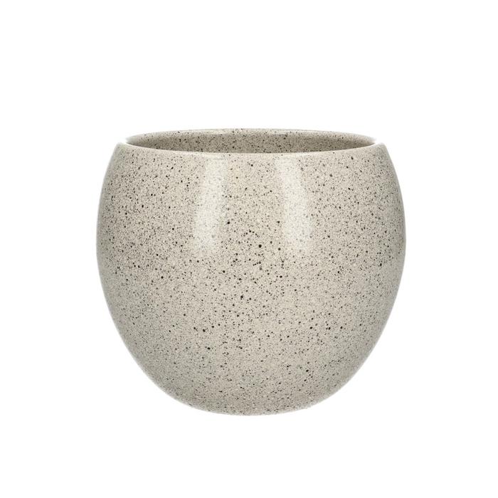 <h4>Ceramics Ball pot d12.5/15*13cm</h4>