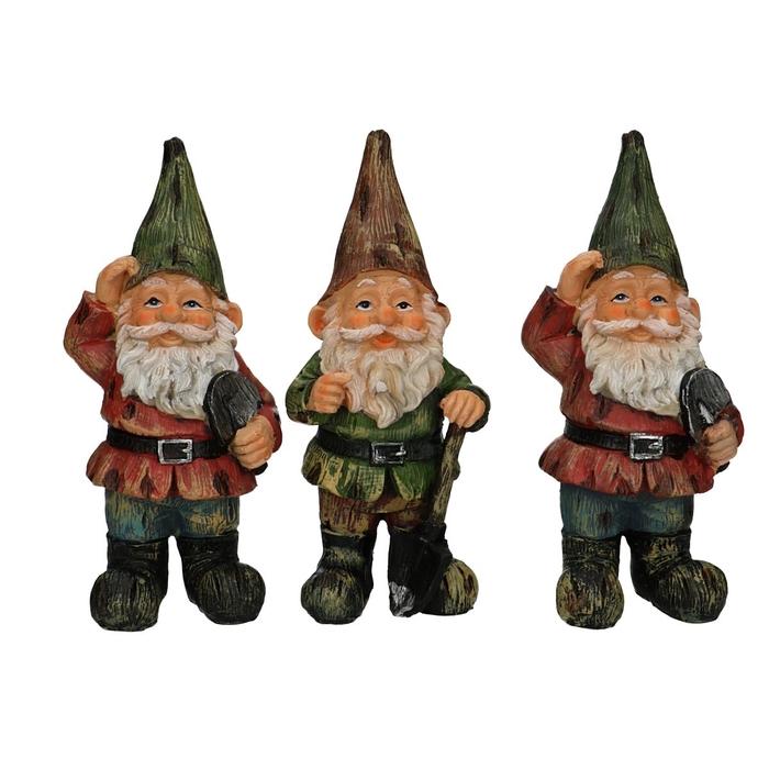 <h4>Autumn Gnome 18cm ass.</h4>