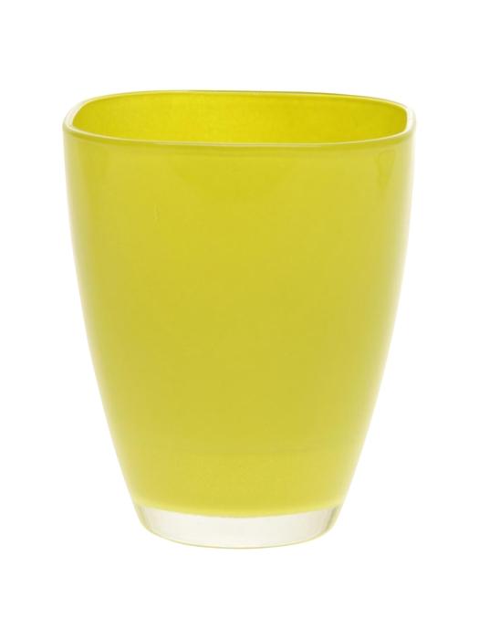 <h4>DF882004200 - Vase Bombay d13.5xh17 lime</h4>
