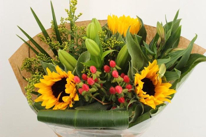 <h4>Bouquets Zonnebloem Promo</h4>