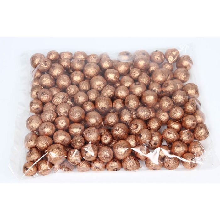 <h4>Apple pods 500gr in poly copper</h4>