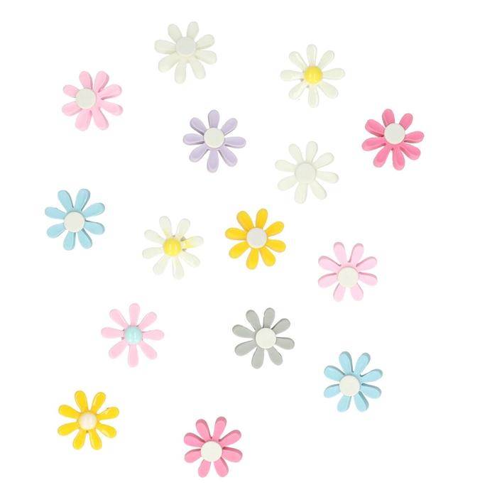 <h4>Voorjaar Bloemen/sticker 25mm x24</h4>