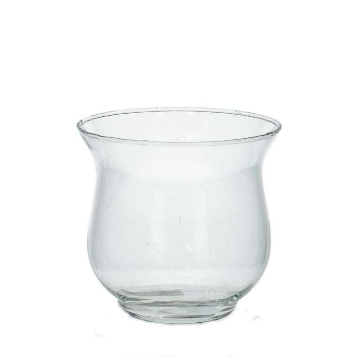 <h4>Glas Windlicht Amy d12*11cm</h4>