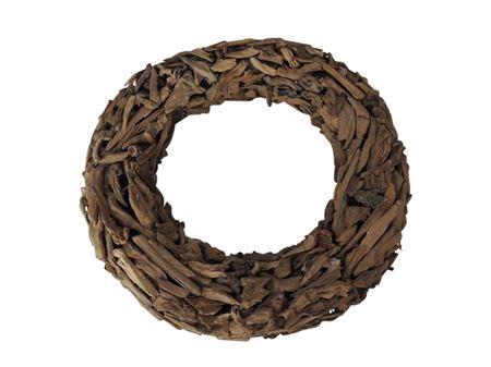 <h4>Wreath twigs wood d100cm</h4>