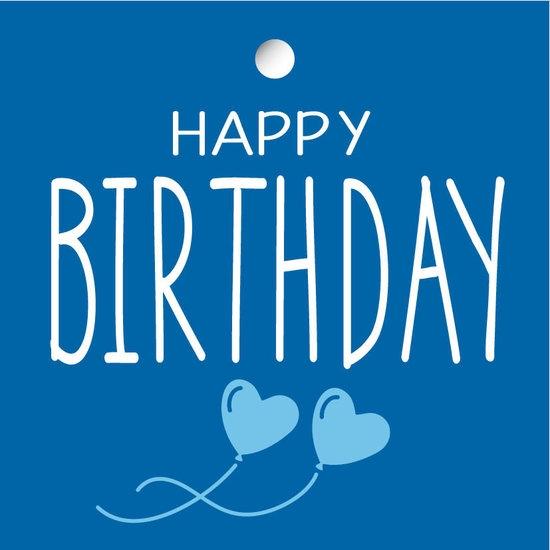 <h4>FLORAL CARD ENGLISH HAPPY BIRTHDAY 25PCS FCC-7823</h4>