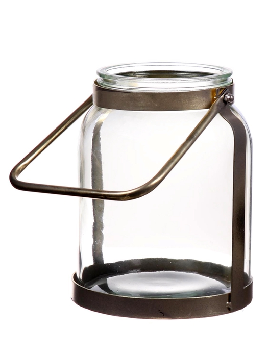 <h4>DF662671700 - Lantern Marcella d12/17xh21.5 gold v</h4>
