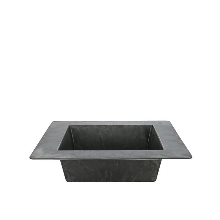 <h4>Plastic Melam bowl square d25*6cm</h4>