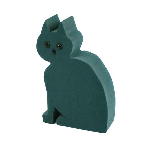 <h4>Foam Basic 3D Cat 38*38cm</h4>