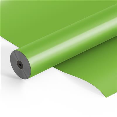 <h4>Folie rol OPP25mu 500mtr x 60cm Frost l. groen</h4>