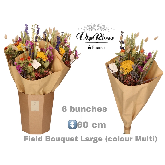 <h4>DRIED BOUQUET LARGE MULTI</h4>