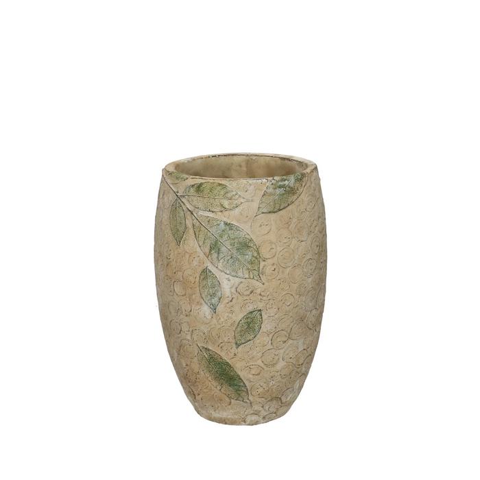 <h4>Ceramics Chestnut vase d15*23.5cm</h4>