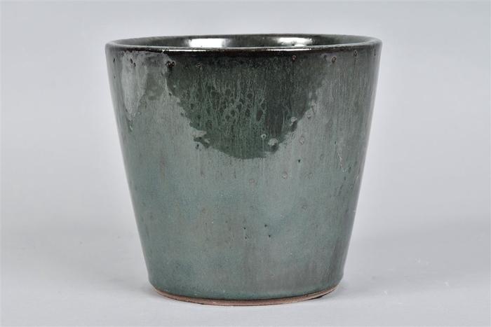 <h4>Alicante D. Groen Pot 20x18cm</h4>