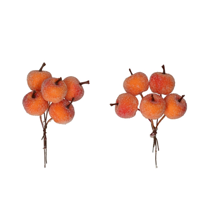 <h4>Autumn Apple frosted/wire d3cm x20</h4>