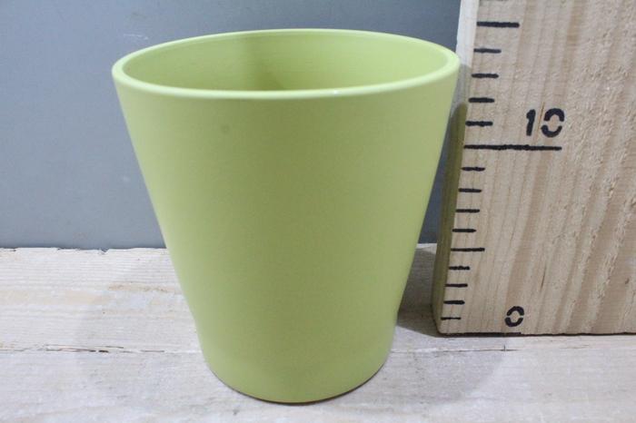 <h4>PLANTER H14 D13 MATT GREEN 4077GR</h4>