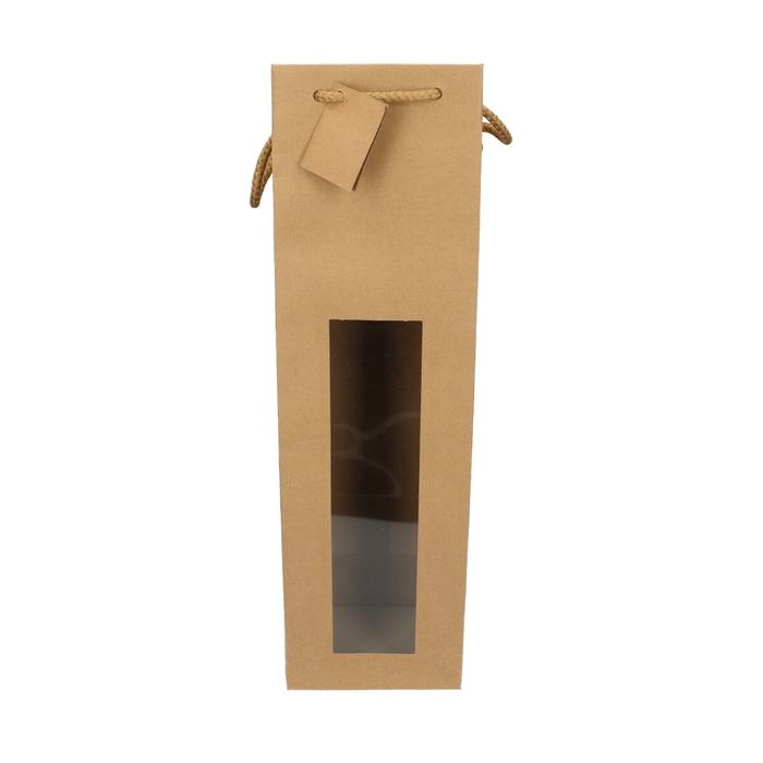 <h4>Bags Gift bag wine 13/11*43cm</h4>