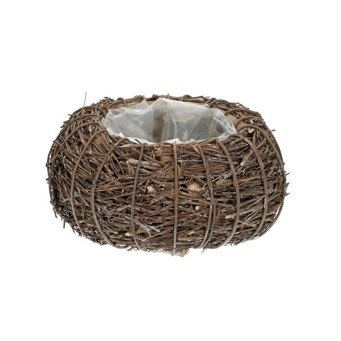 <h4>Baskets Izzy pot d28*16cm</h4>