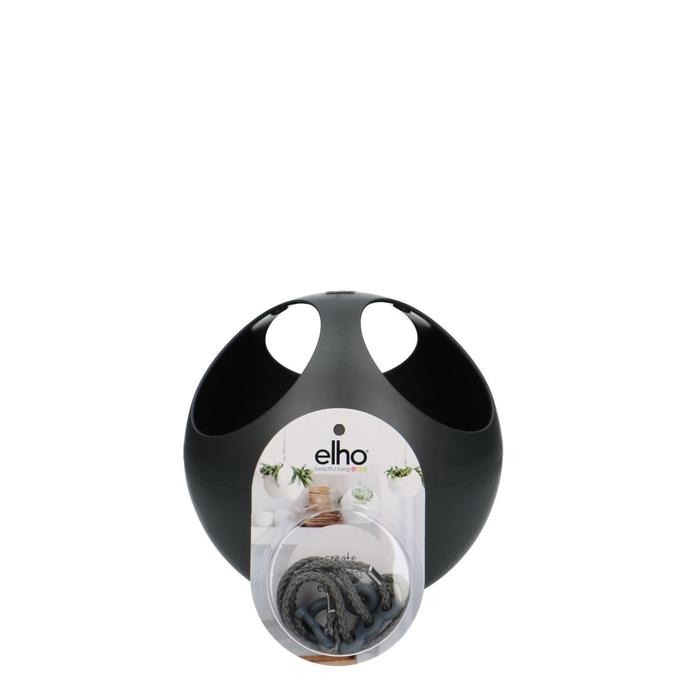 <h4>Plastic Hang Pot bol d18*16cm</h4>