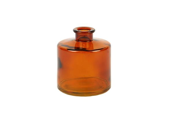 <h4>Bottle Glass H10 Amber 96055</h4>