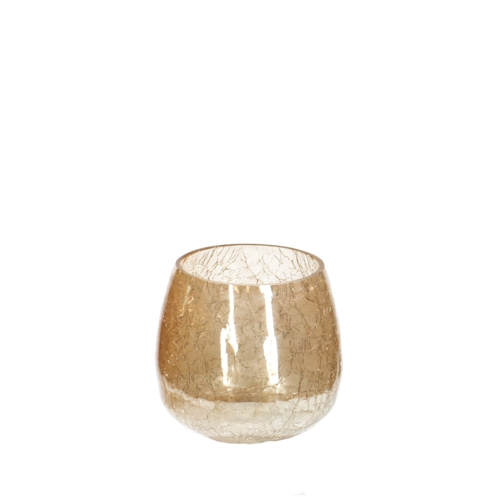 <h4>Candlelight Glass Sultra d8*8cm</h4>